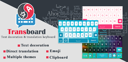 Transboard- Keyboard Translate pc screenshot