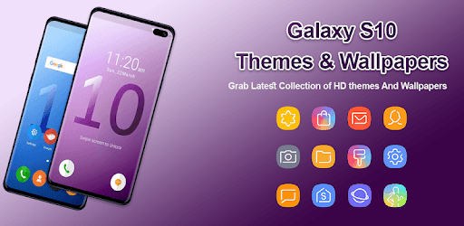 Themes for samsung S10: S10 launcher and wallpaper for PC - Free