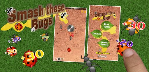 Smash these Bugs pc screenshot