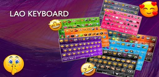 Lao Language Keyboard 2020 : Lao Keyboard pc screenshot