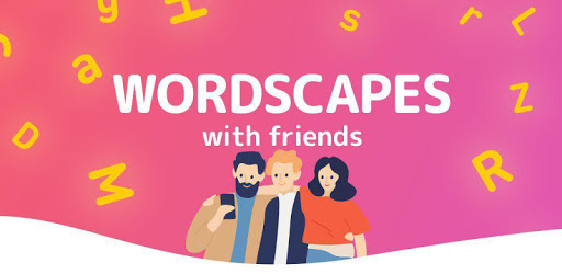 Wordscapes with Friends pc screenshot