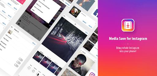 Media Save for Instagram pc screenshot