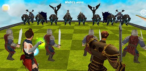 Chess 3D Free : Real Battle Chess 3D Online pc screenshot