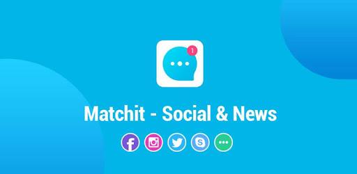 Matchit - Social & News pc screenshot