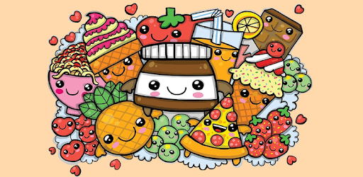 Cute Food Wallpaper pc screenshot