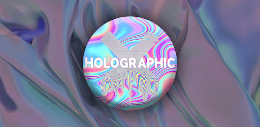 Holographic Wallpaper pc screenshot
