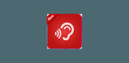 Sound amplifier listening device super hearing pc screenshot