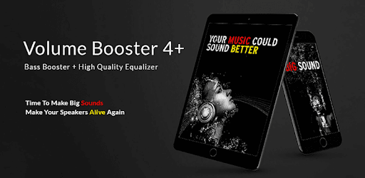 Equalizer Sound Booster-7x Extreme Bass &Volume Up for PC - Free