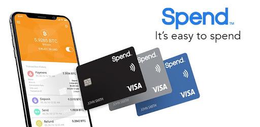 Spend App pc screenshot
