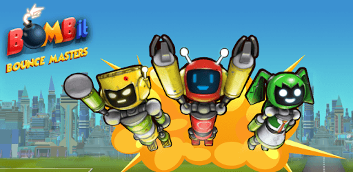 Bomb it! Bounce Masters pc screenshot