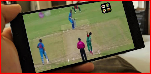 Live Sports Cricket & Football pc screenshot