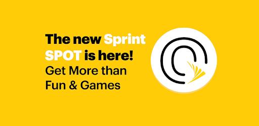 Sprint Spot pc screenshot
