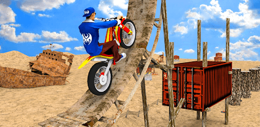 Stunt Bike Racing Game Trial Tricks Master pc screenshot