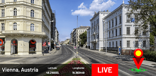 Street View Map: Global Street Panorama, Satellite pc screenshot