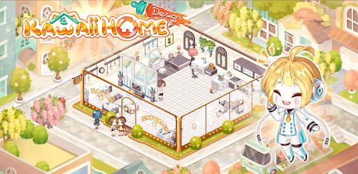Kawaii Home Design - House Decorating Game pc screenshot