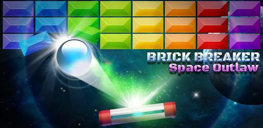 Brick Breaker Space Outlaw pc screenshot