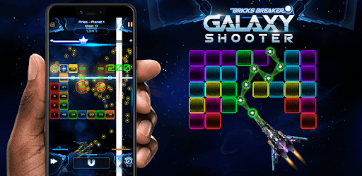 Bricks Breaker Galaxy Shooter pc screenshot