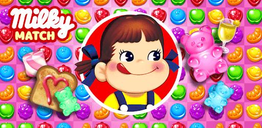 Milky Match : Peko Puzzle Game pc screenshot