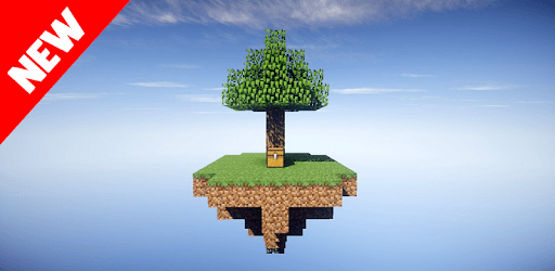 SkyBlocks Maps for MCPE pc screenshot