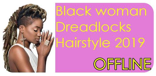 Black Woman Dreadlocks Hairstyle pc screenshot