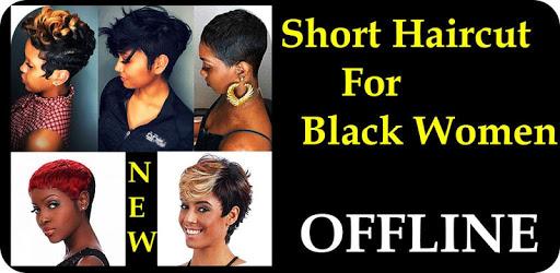Black Women Short Haircut pc screenshot