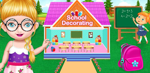 School Decorating Doll House Town My HomePlay Game pc screenshot