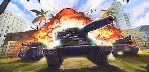 Tanki Online – multiplayer tank action pc screenshot