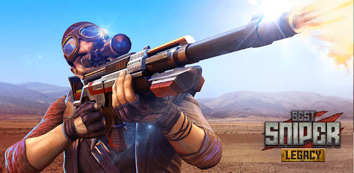 Best Sniper Legacy: Dino Hunt & Shooter 3D pc screenshot