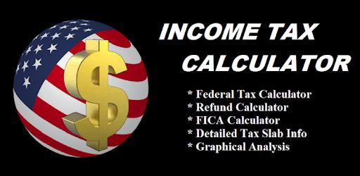 Income Tax Calculator USA pc screenshot