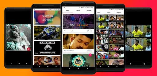 Tamil Video Status and Memes pc screenshot