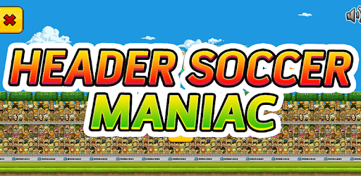 Head Soccer Maniac pc screenshot