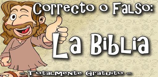 Correcto o Falso: La Biblia pc screenshot