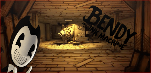 bendy and adventure ink machine pc screenshot