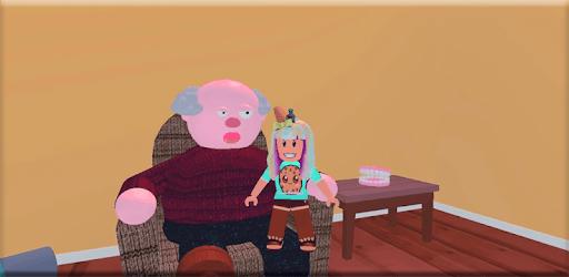 |The Escape Grandpa's hοuse Simulator Obby Tips| pc screenshot