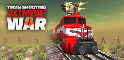 Train shooting - Zombie War pc screenshot