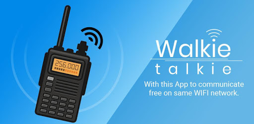 WiFi Walkie Talkie - Two Way Walkie Talkie pc screenshot