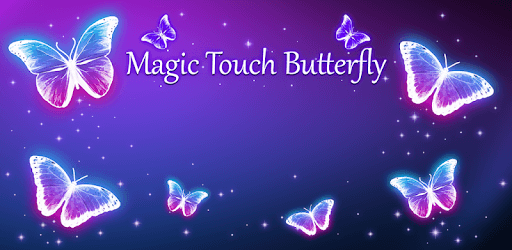 Live Wallpaper Magic Touch Butterfly pc screenshot