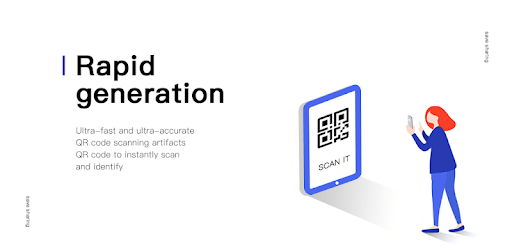 Accurate scanning of QR code pc screenshot