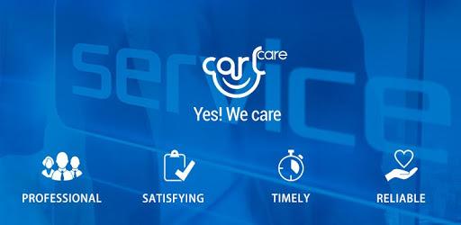 Carlcare pc screenshot