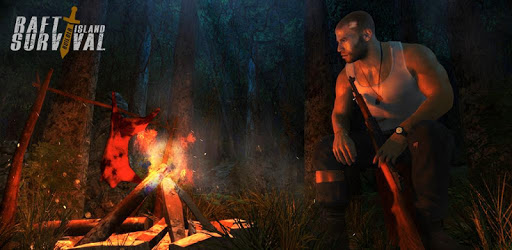 download raft survival apk pc