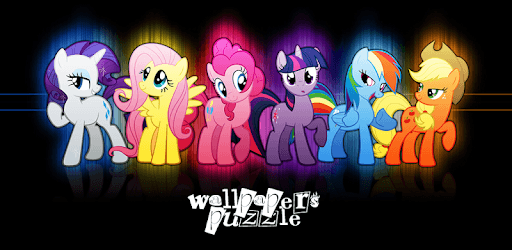 Little Pony Puzzle for kids pc screenshot