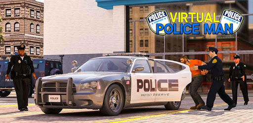 virtual police officer simulator: cops and robbers pc screenshot