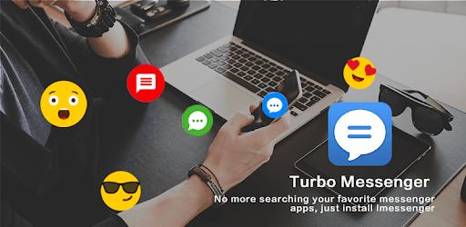 Turbo Messenger pc screenshot