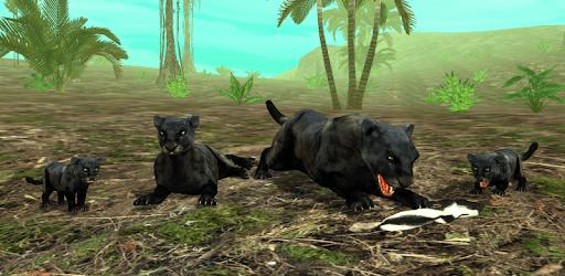 Wild Panther Sim 3D pc screenshot