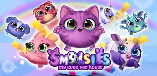 Smolsies - My Cute Pet House pc screenshot