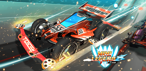 Mini Legend - Mini 4WD Simulation Racing Game! pc screenshot