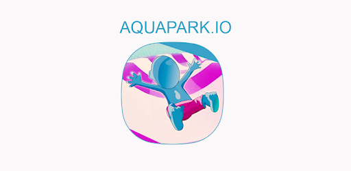 Waterpark Slide.io - Aqua pc screenshot