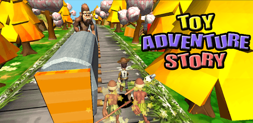 Free Toy Adventure Story - Jungle Rush pc screenshot