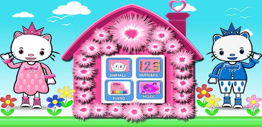 Hello Kitty Piano Animals&Numbers Learn pc screenshot