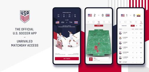 U.S. Soccer pc screenshot